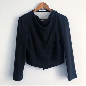 Muriel Dombret Designer Wool Cashmere Cardigan